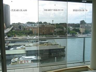 prestige clear window film delivers  sydney cbd