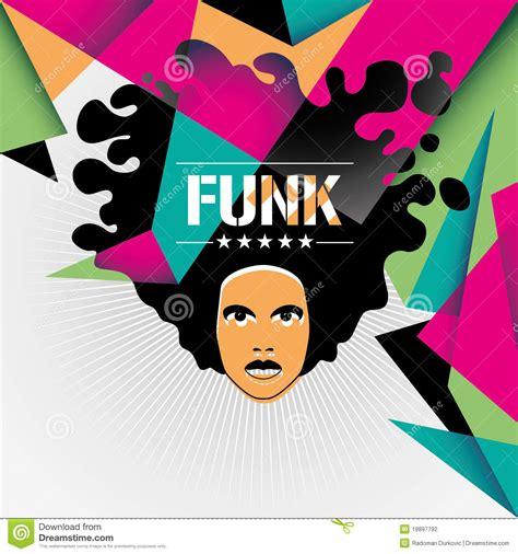 designed funk background stock photography image