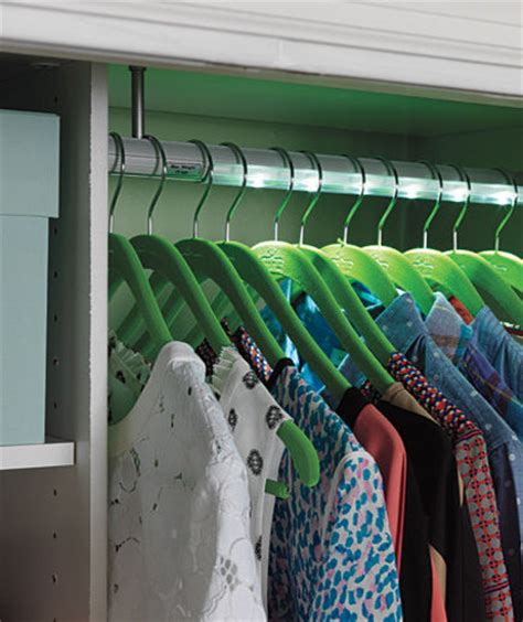 Closet Signature Clothing by After Let There Be Light A Room By Room Makeover For An
