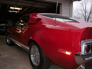 "1968 Mustang Shelby GT500 ""KR"" 4 Speed Fastback For Sale"