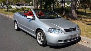 2002 Holden Astra Convertible Ts