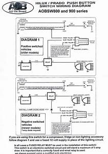 Narva Driving Light Switch Wiring Diagram