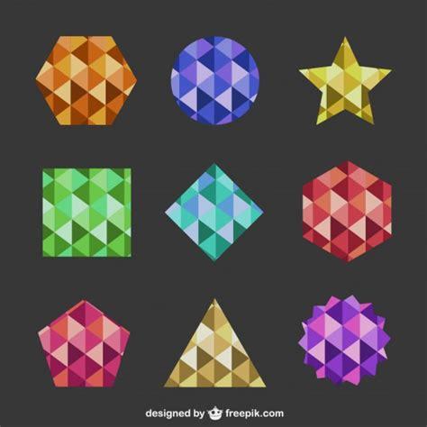 Bild Geometrische Formen by Geometrischen Formen Abstrakte Logos Der