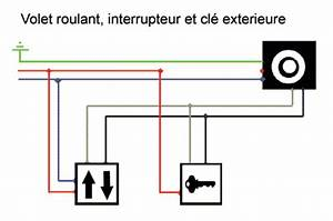 Branchement Volet Roulant électrique : branchement telerupteur pour volet roulant aivq ~ Melissatoandfro.com Idées de Décoration