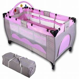 Infantastic Baby Bed Travel Cot Portable Child Nursery ...