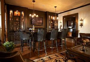 8 Home Bars That Are Far From Man Cave Clichés (PHOTOS