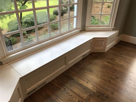 Banquette Bench For A Bay Window, Kitchen Seating, Shaped