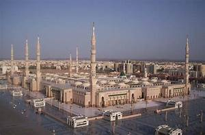 Muslim World Photos: BEAUTIFUL MASJID NABAWI WALLPAPERS HD ...