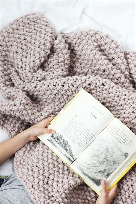 Alice And Loisdiy Wool Blanket + We Are Knitters  Alice