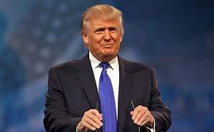 Donald Trump Elected as the 45th President of the United ...