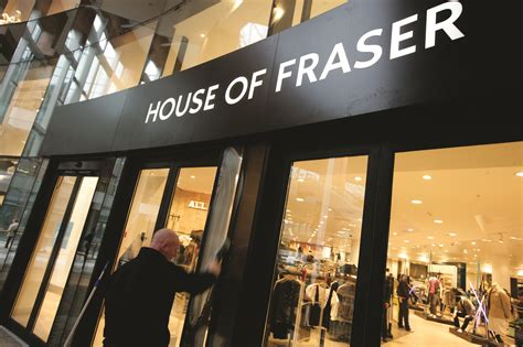House Of Fraser Drives Efficiencies As Part Of New Five