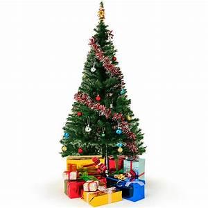 Sapin De Noel Tout Pret : sapin de no l arbre artificiel 150 cm avec 310 branches ~ Melissatoandfro.com Idées de Décoration