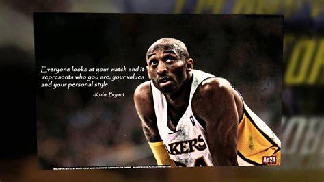 kobe bryant inspirational quotes youtube