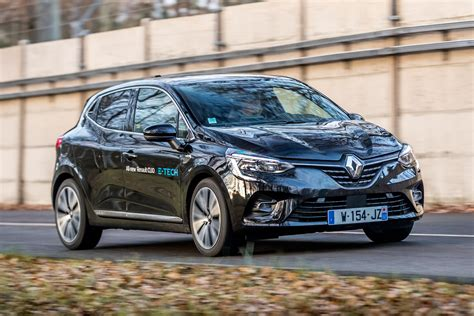 renault clio  tech hybrid  review auto express