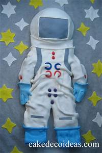 Astronaut Cake Decorations - Pics about space