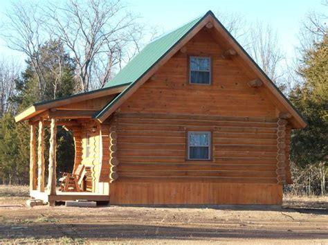 cabins construction rustic ozark log cabins