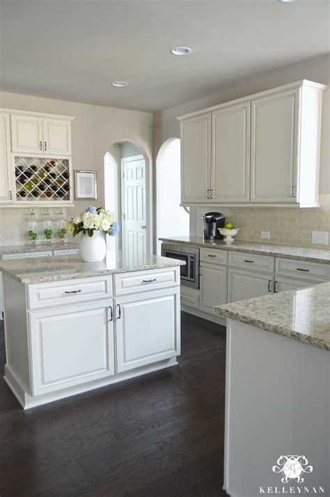 hardwood floors kitchen one room tour styled kitchen and baby blue 1577