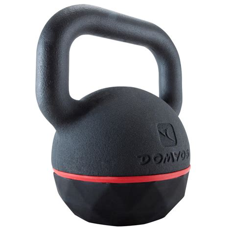 kettlebell kg 20kg domyos pesi kugelhantel training cross decathlon halteres sports girja india equipment produit proizvoda