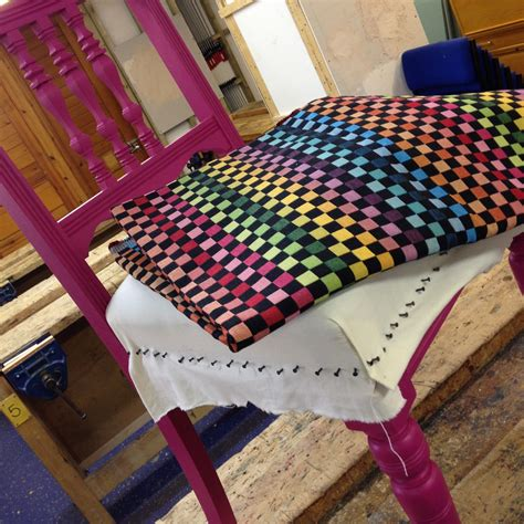 eco upholstery level  furniture upcycling  makershed