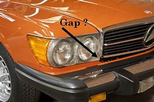 Mercedes Gap : grill gap mercedes benz forum ~ Gottalentnigeria.com Avis de Voitures
