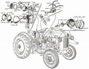 Ford Naa Jubilee Wiring Diagram
