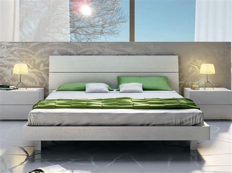 letto matrimoniale legno letto matrimoniale in legno in stile lineare idfdesign