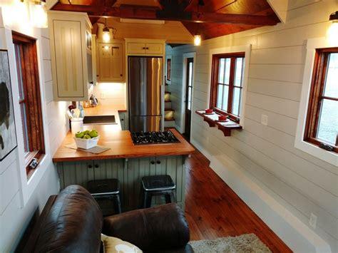 Tiny House Town Luxury Farmhouse By Timbercraft Tiny