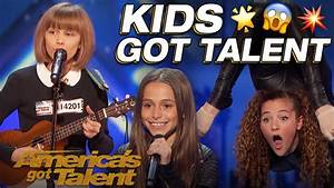 Grace VanderWaal, Sofie Dossi, And The Most Talented Kids ...