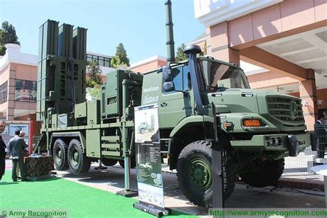 range air defence system aselsan new hisar to medium range mobile air defense missile system at idef 2015 0505157