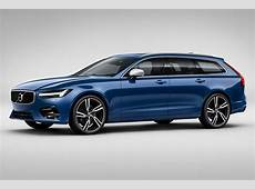 Volvo V90 estate full prices and specs revealed Carbuyer