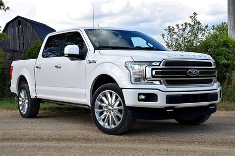 First Drive 2018 Ford F150
