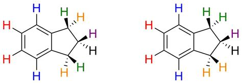 Diastereotopic Protons by Organic Chemistry Are The Hydrogen Atoms Of 2