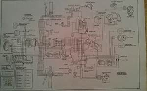 1987 Xlh 1100 Electrical Problem