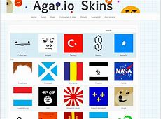 Agario Skins All Available Agario Skins