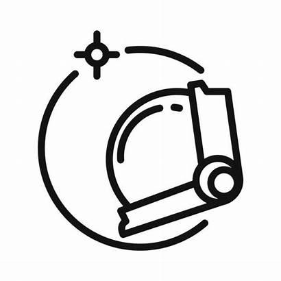 Helmet Space Illustration Vector Astronaut Clip Clipart