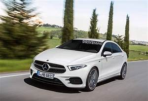 Mercedes Classe A 2018 : this is what the all new 2019 mercedes benz a class will likely look like ~ Medecine-chirurgie-esthetiques.com Avis de Voitures