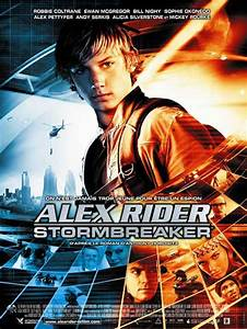 Alex Rider: Operation Stormbreaker Movie Posters From ...