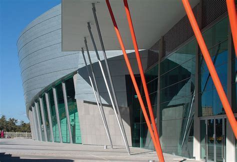 Perth Convention & Exhibition Centre is roofed with