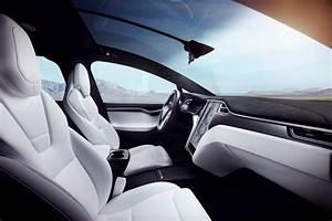 Tesla Black And White Interior - tesla power 2020