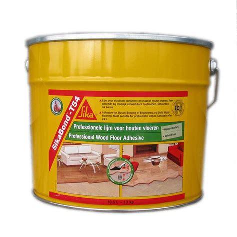 Sika Sikabond 54 Wood, Bamboo & Parquet Flooring Glue