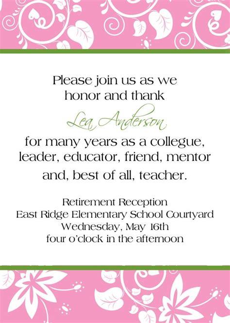 great retirement party invitations  invitations