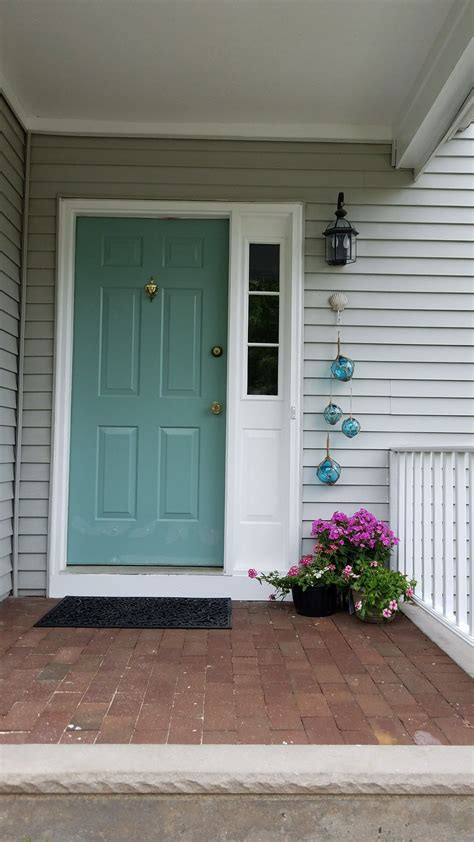 paint color for home entrance mermaid net by behr color of my front door for the home