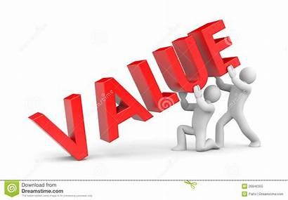 Value 3d Text Person Royalty Profit Business