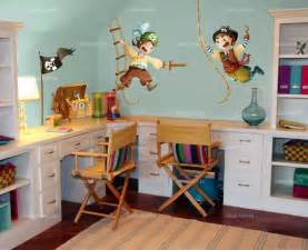 Jake And The Neverland Pirates Bedroom by Stickers Pirate Capitaine Sam