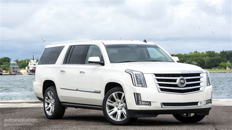 cadillac escalade review autoevolution