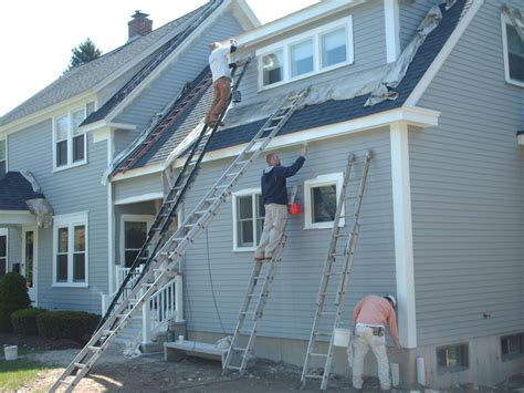 Exterior Painting : Painting Contractor Westborough Ma