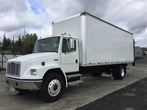 2000 Freightliner Fl70 24 Ft Box Truck