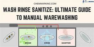3 Compartment Sink Procedure  Ultimate Guide