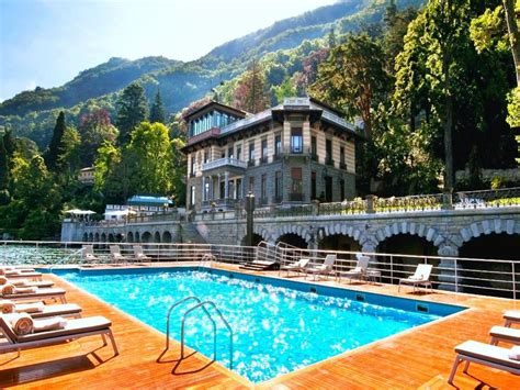 Casta Resort Como Mandarin To Manage Luxury Resort On Lake Como Italy