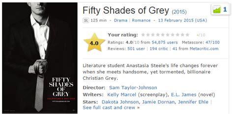 fifty shades of grey 2015 imdb news